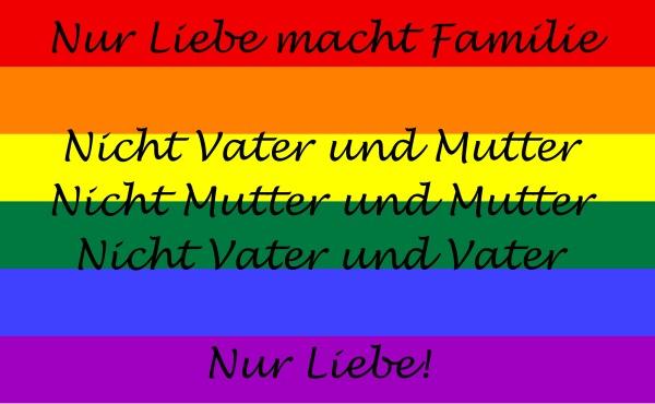 Liebe macht Familie